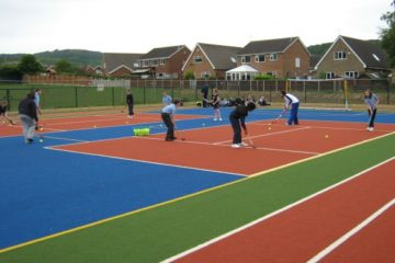 Commercial Application - Schools and Nurseries Artificial Lawn