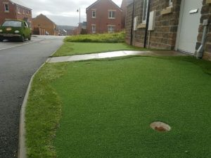 Artificial turf for putting greens UK