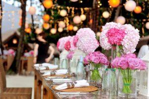 Artificial Grass for Weddings